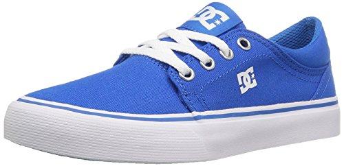 DC Trase TxBkw Jungen Sneakers Blau