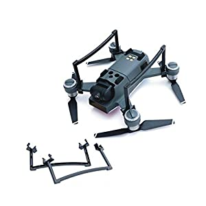 Hensych® Leg Height Extender Kit Landing Gear Stabilizers for DJI Spark Drone by Hensych
