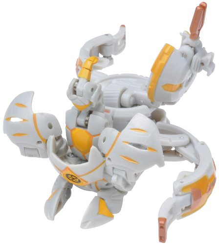 BAKUGAN CS-002 Combat Set Aranaut + Battle crasher