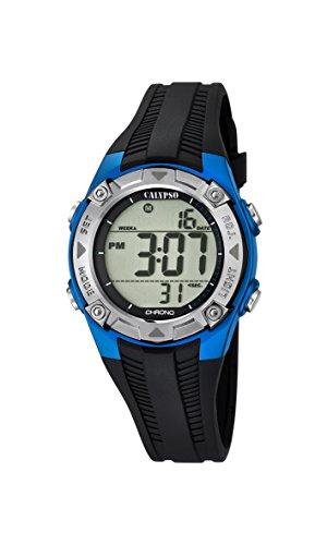 Calypso Reloj Digital para Unisex de Cuarzo con Correa en Plástico K5685/5