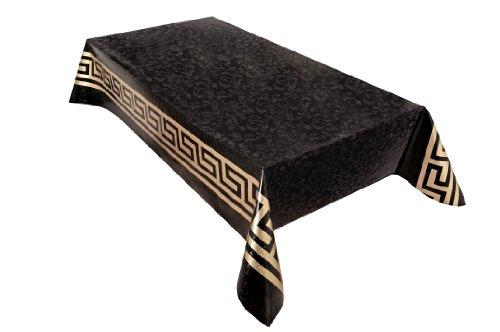 wachstischdecke-gartentischdecke-abwaschbar-nach-wunschmass-griechische-bordure-schwarz-gold-gepragt