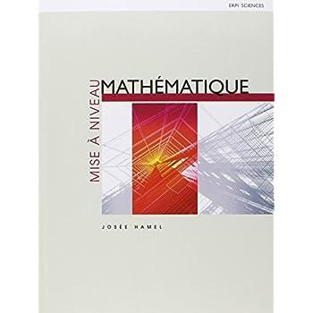 Mise à niveau mathématique + monlab