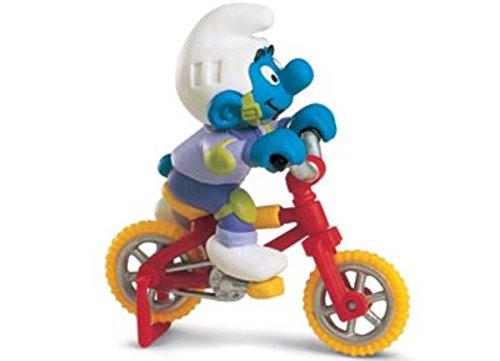 Preisvergleich Produktbild SCHLEICH - Die Schlümpfe, BMX Fahrer