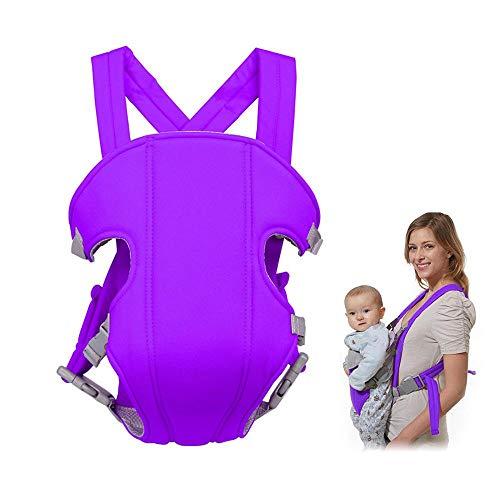 Babytrage HipSeat Hüftsitz mit verstellbarem längerem Gurt ergonomisch 3-in-1 Multi-Position leicht und atmungsaktiv verstellbar für Neugeborene und Kleinkinder von 0 bis 4 Jahren (3,5 bis 20 kg)
