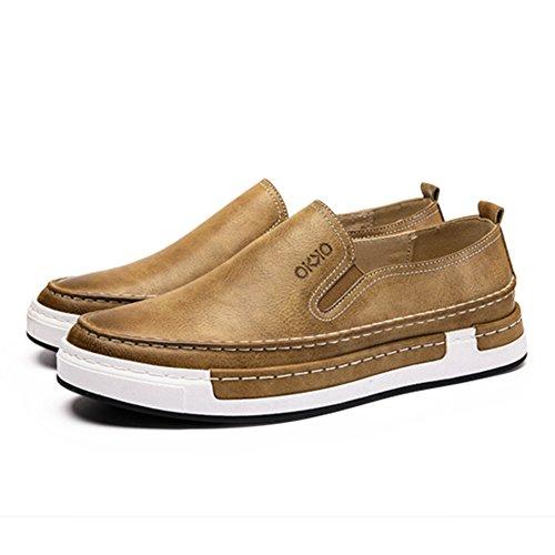 Été casual chaussures/Chaussures de Conseil/Chaussures de jeunesse en cuir/UK air chaussures E