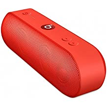 Beats by Dr. Dre Beats Pill+ Estéreo Otro Rojo - Altavoces portátiles (2.0 channels, Inalámbrico y alámbrico, Bluetooth/3.5 mm, Bluetooth, 1,5 m, Stereo portable speaker)