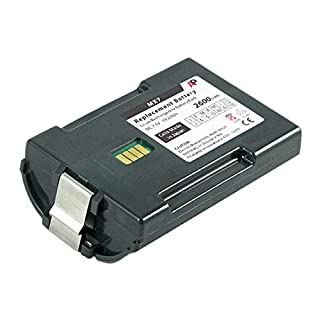 Honeywell/LXE MX7 Tecton Scanner Replacement Battery. 2600 mAh