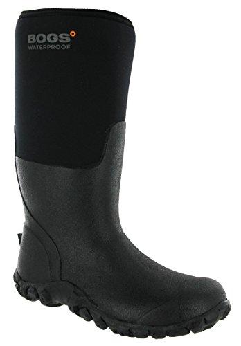 BOGS Neoprene Range Black Wellingtons Boots 78447 (UK 7 / EU 41)