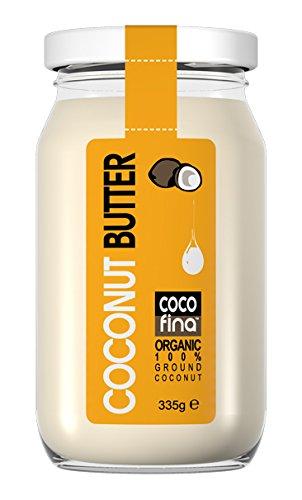 Coconut, Bio-butter (Cocofina - Coconut Butter - 335g)