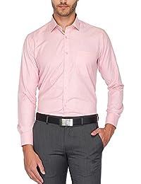 Stop Mens Regular Collar Slub Shirt