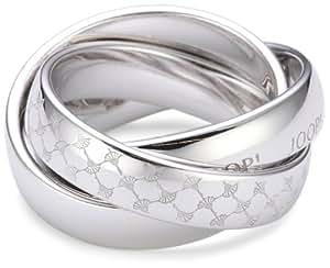 Joop! Damen-Ring Dreifacher mit Muster Gr.53 JPRG90487A530