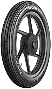 Ceat F85 2.75 - 18 42P Tube-Type Bike Tyre, Front