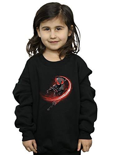 DC Comics Girls Aquaman Black Manta Flash Sweatshirt