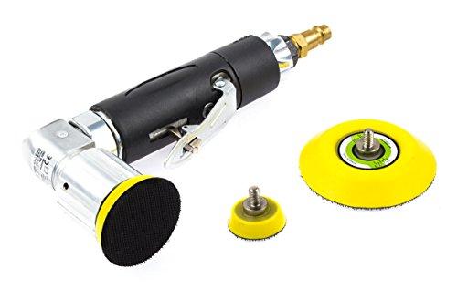 *Druckluft Exzenterschleifer 30 50 75 mm Druckluft Tellerschleifer Schleifgerät Excenterschleifer Winkelschleifer*