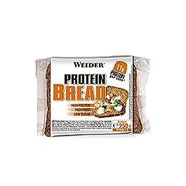 Weider Protein Bread Pane Proteico – 5 pezzi [250 gr]