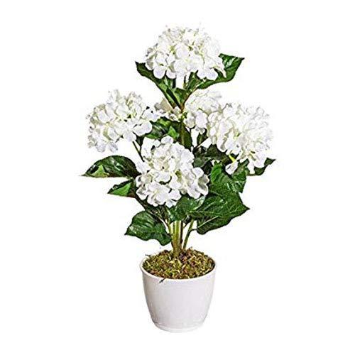 Kunstpflanze Hortensie