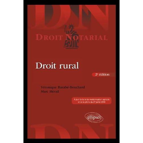 Droit Rural