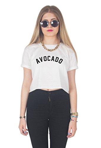 Sanfran Clothing Damen T-Shirt Weiß