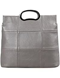 d627de54ec Amazon.it: CON - Grigio / Borse a tracolla / Donna: Scarpe e borse