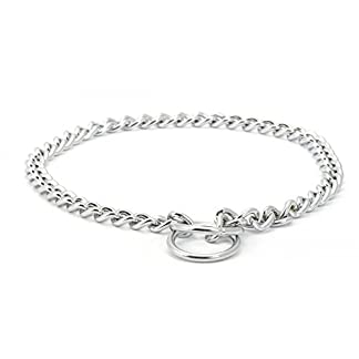 Ancol Heavy Choke Chains, 24-inch 7