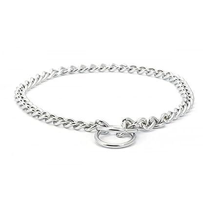 Ancol Heavy Choke Chains, 24-inch 1