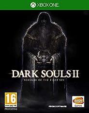Sconosciuto Dark Souls II : studioso del Primo Peccato
