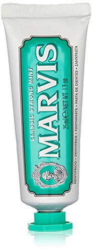 Marvis Zahncreme Classic Strong Mint, 1er Pack (1 x 25 ml)