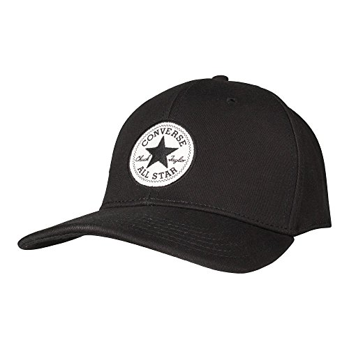 Patch Flex Cap Caps, Black, One Size ()