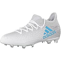 sale retailer 5acc7 5173b adidas X 17.1 FG J, Chaussures de Football Mixte Enfant