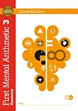 First Mental Arithmetic Book 3 Answers: Year 1, Ages 5-6