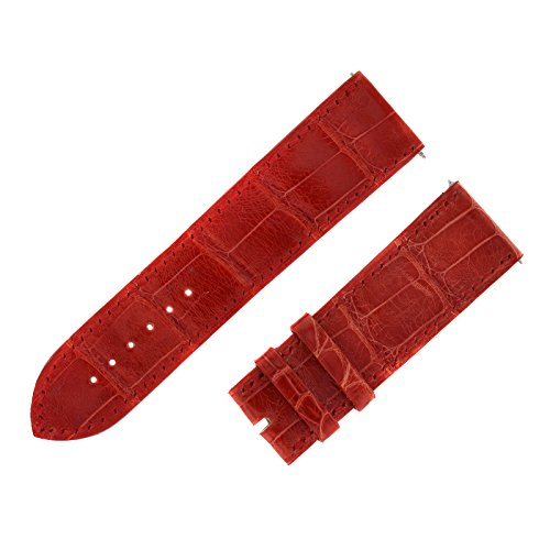 franck-muller-24-22-mm-vera-pelle-coccodrillo-rosso-watch-band