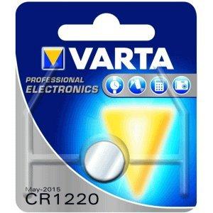Varta 1 x 3 V CR 1220 Lithium 3 V Batterie non-ricaricabile