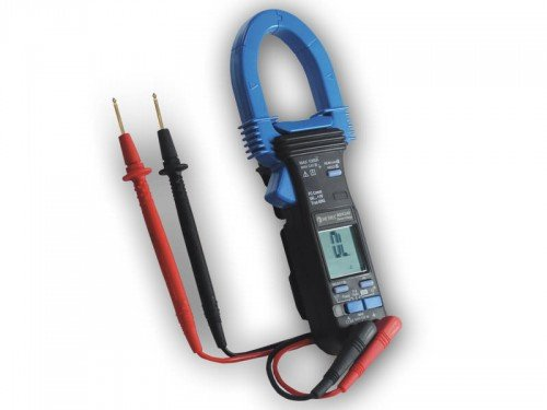 Metrel MD 9240 TRMS AC Power Clamp Meter Power Clamp Meter