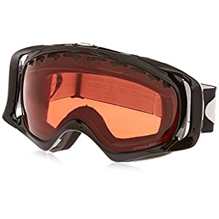 Oakley Skibrille 7005N CLIP JET BLACK, EL. ADJUSTABLE