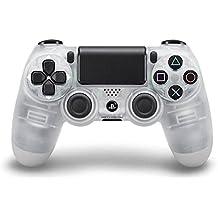 Sony - Mando Dualshock 4 Crystal (PS4)