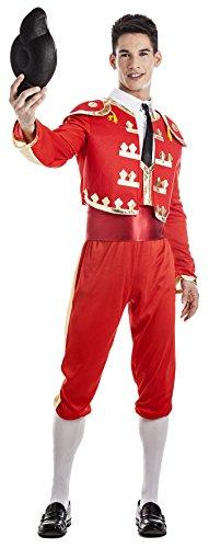 Kostüm Torero, Erwachsene (Größe M - L)
