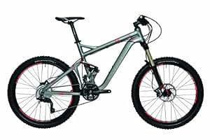 Corratec MTB The Opiate FZ grau-rot Modell 2013 RH 53 cm 14,20 kg