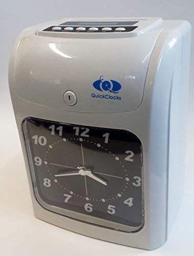 QuickClocks QC500E Timbracartellini Dipendenti