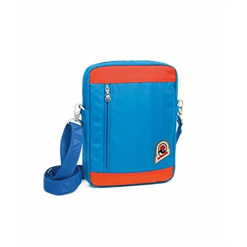 Invicta ,  Kleidertasche Dresden Blue-Red Orange