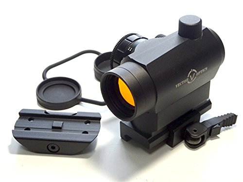 Vector Optics Maverick Micro Red Dot Sight with QD Riser Mount by Vector  Optics cc1e83a790a7