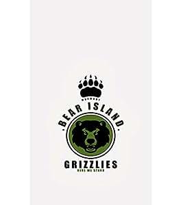EPICCASE Bear island Grizzlies Mobile Back Case Cover For LG G3 (Designer Case)