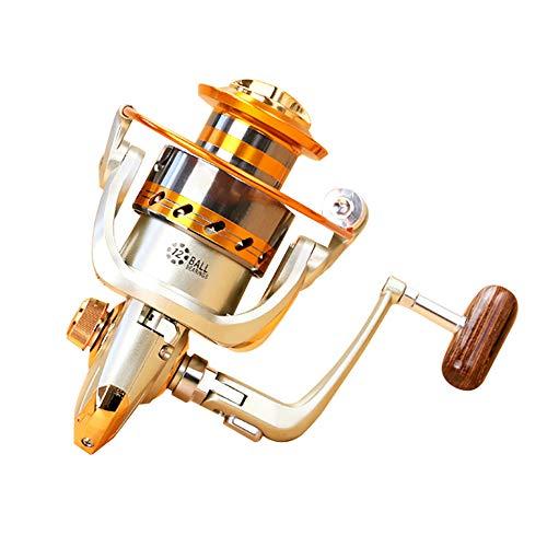 ZRK Beta-Freilaufrollen, die leichte, geschmeidige Spinnrollen fischen. Leistungsstarke Kohlefaser-Salz- und Süßwasserfischerei auf Coarse Match Lake River -