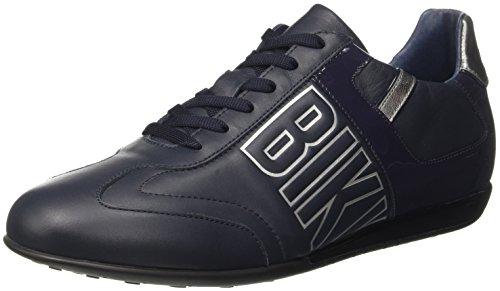 Bikkembergs Herren R-Evolution 186 Niedrige Sneaker Blau