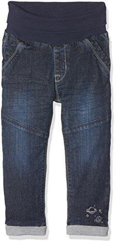 s.Oliver Baby-Jungen Jeans 65.711.71.3066, Blau (Blue Aop 57Z2), 68