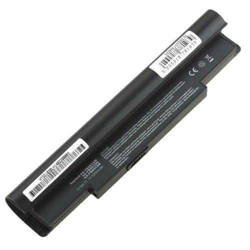 Batteria POTENZIATA 5200mAh 11,1V per portatile Samsung NC10, NC10 (bianco), NC10 (NERO), NC10 KA06DE, NC10 WI0X S3G, NC10 XI0V 1270N, NC10 XI0V 1270W, NC10-11GP, NC10-11PBK, NC10-14GB, NC10-14GBK