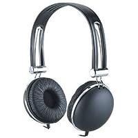 Premium-Cuffie Stereo Over-Head-Cuffie con microfono Wireless per Verizon Ellipsis Ellipsis 7/8 MYNETDEALS pennino, colore: nero