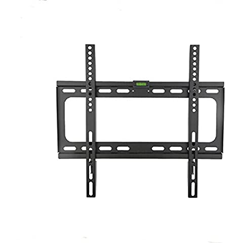 Panana® Soporte de TV para Pared Esquina Fijado Plasma LCD LED 3D Ultra Delgado para Televisor 26-55 Pulgadas 400x400mm Carga de 50kg