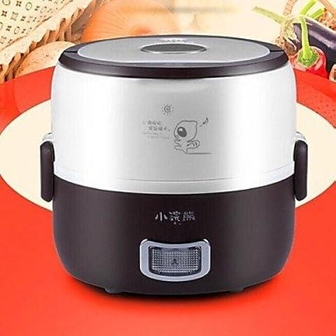 JSGN-220v in acciaio inox isolamento termico rivestimento elettrico fornello di riso collegato , Coffee