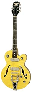 Epiphone ETBKANCB1 Wildkat with Bigsby Tremolo Electric Guitar