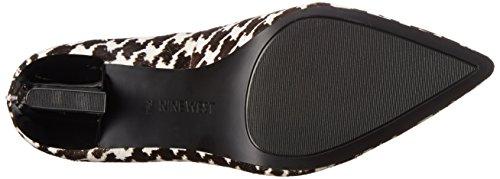 Nine West Nwudala5 Damen Schuh mehrfarbig (BLANCO Y NEGRO)